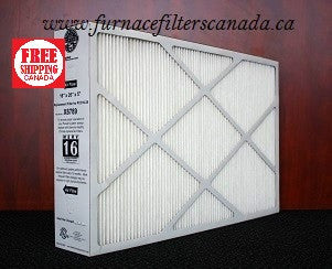 Lennox Healthy Climate Part No. X8789 16 x 26 x 5 MERV 16 Furnace Filter