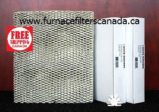 White Rodgers Part No. PADA04-1725-052 Humidifier Filter Pack of 2