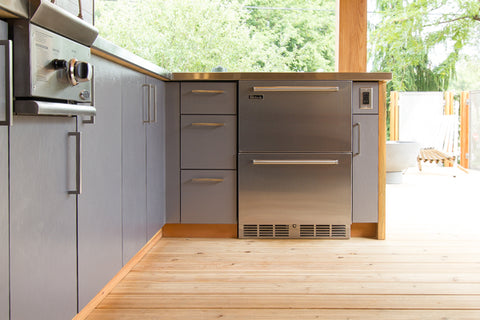 Outdoor Kitchens Outdoor Cabinets Polymer Cabinets By