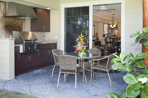 Outdoor Kitchens | Outdoor Cabinets | Polymer Cabinets by ...