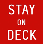 Outdoor Kitchens | Outdoor Cabinets | Polymer Cabinets by Stay on Deck logo