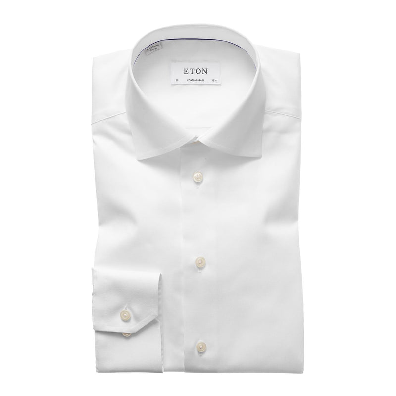 White Shirt - Signature Twill Contemporary fit