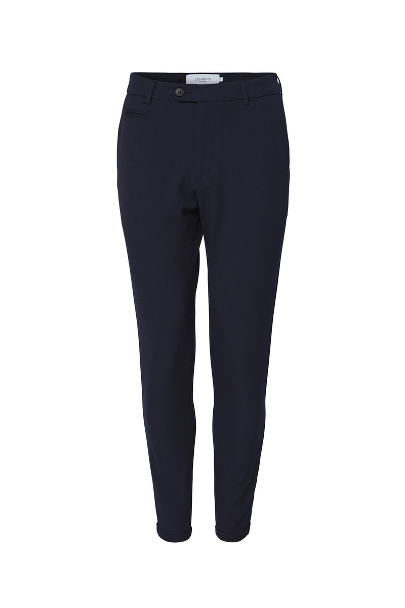 Como Light Suit Pants Navy