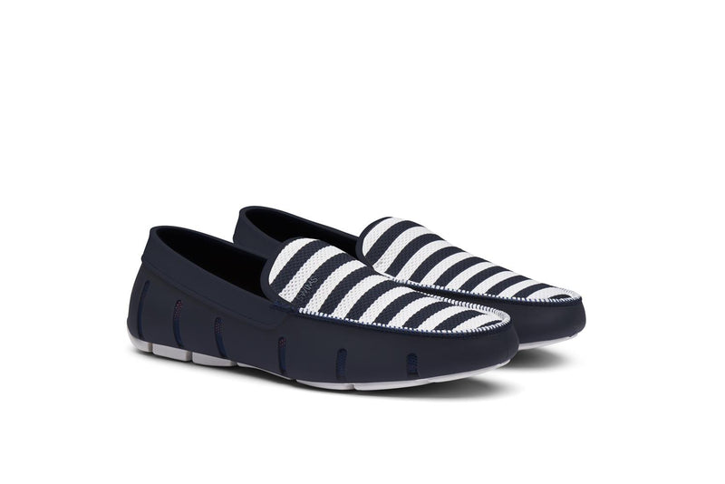 Striped Venetian Loafer