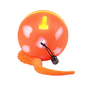 Interactive Rolling Ball Cat Toy