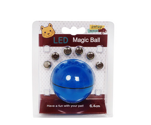 LED Laser Electronic Magic Ball
