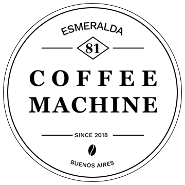 Coffee Machine (Esmeralda 81) - Gift Card