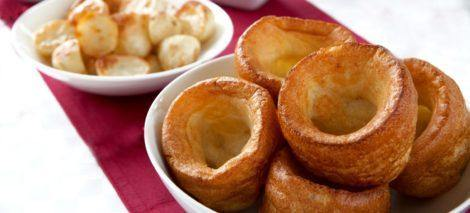Frozen Yorkshire Pudding