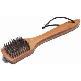 Bamboo Grill Brush, 12-In.