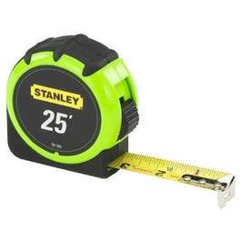 High-Vis Tape Measure, 25-Ft. x 1-Inch