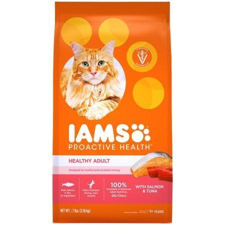Iams ProActive Health Original with Salmon and Tuna Dry Cat Food