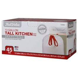 Kitchen Trash Bags, 45-Ct. 13-Gal.
