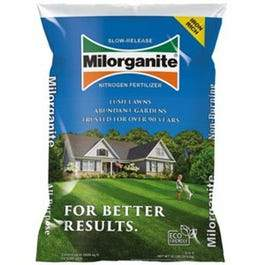 Eco-Friendly Slow-Release Nitrogen Lawn Fertilizer, 32-Lbs.