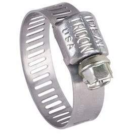 Mini Hose Clamp, Stainless-Steel, 5/16 x 5/8-In.