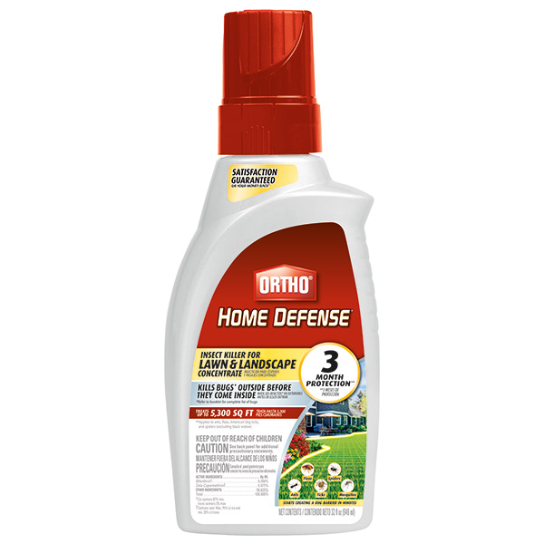 ORTHO HOME DEFENSE INSECT KILLER FOR LAWN & LANDSCAPE CONCENTRATE