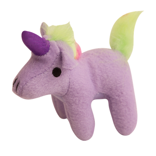 Snugarooz Magical Unicorn Plush Dog Toy