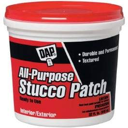 1-Qt. Ready Mixed Stucco Patch
