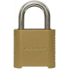 2-In. Resettable Combination Padlock