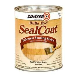 Bulls Eye Sealcoat 1-Qt. Wood Sanding Sealer
