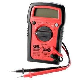 Auto Ranging Manual Digital Multimeter