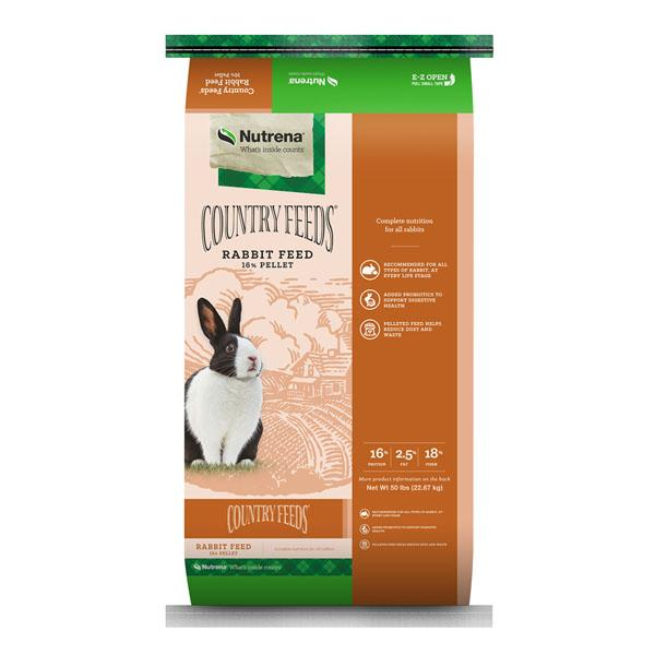Country Feeds 16% Rabbit Feed