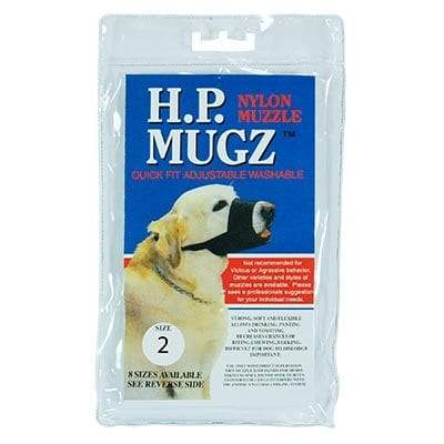 Hamilton Nylon Muzzles for Dogs