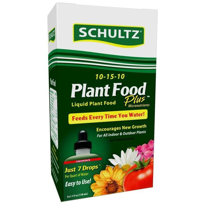 PLANT FOOD PLUS LIQUID PLANT FOOD