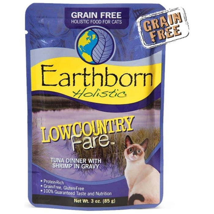 EARTHBORN HOLISTIC LOW COUNTRY FARE GF CAT POUCH