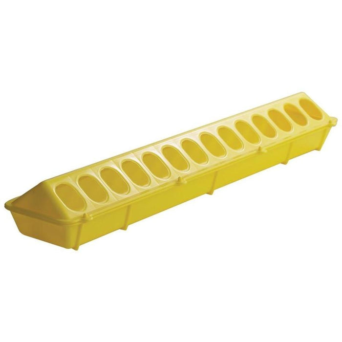 LITTLE GIANT FLIP-TOP PLASTIC POULTRY FEEDER