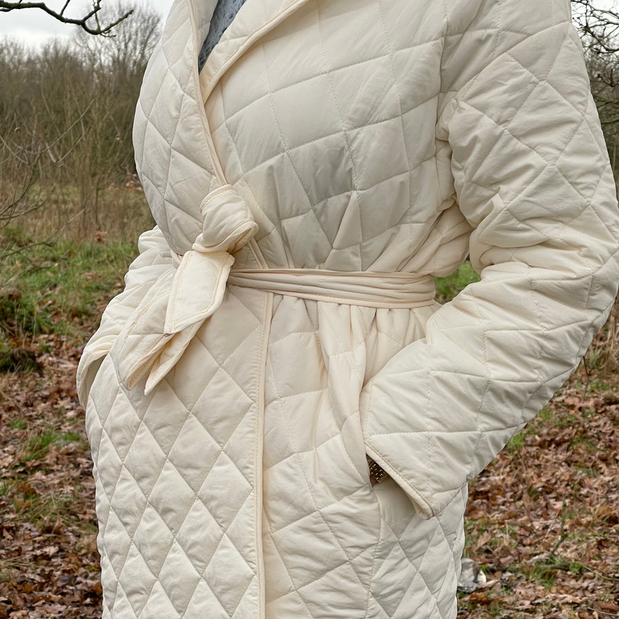 Astrid Quilted Coat