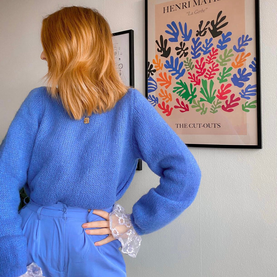 Nini Mohair Sweater