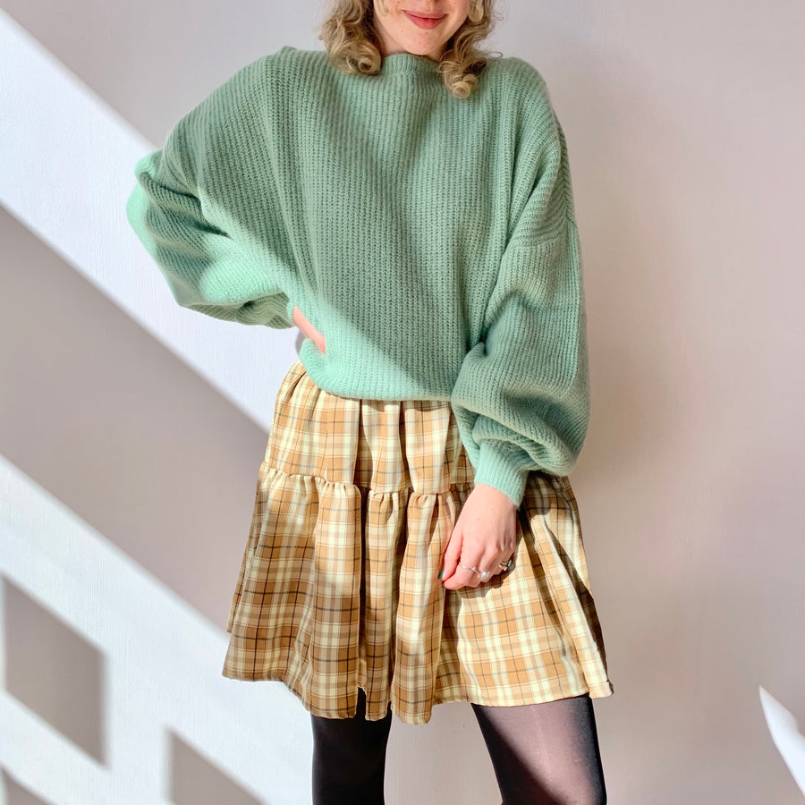 Kamille Mohair Sweater