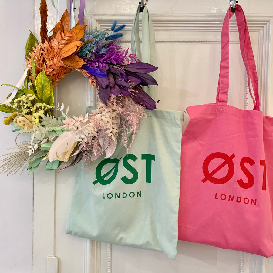 Øst London Tote Bag