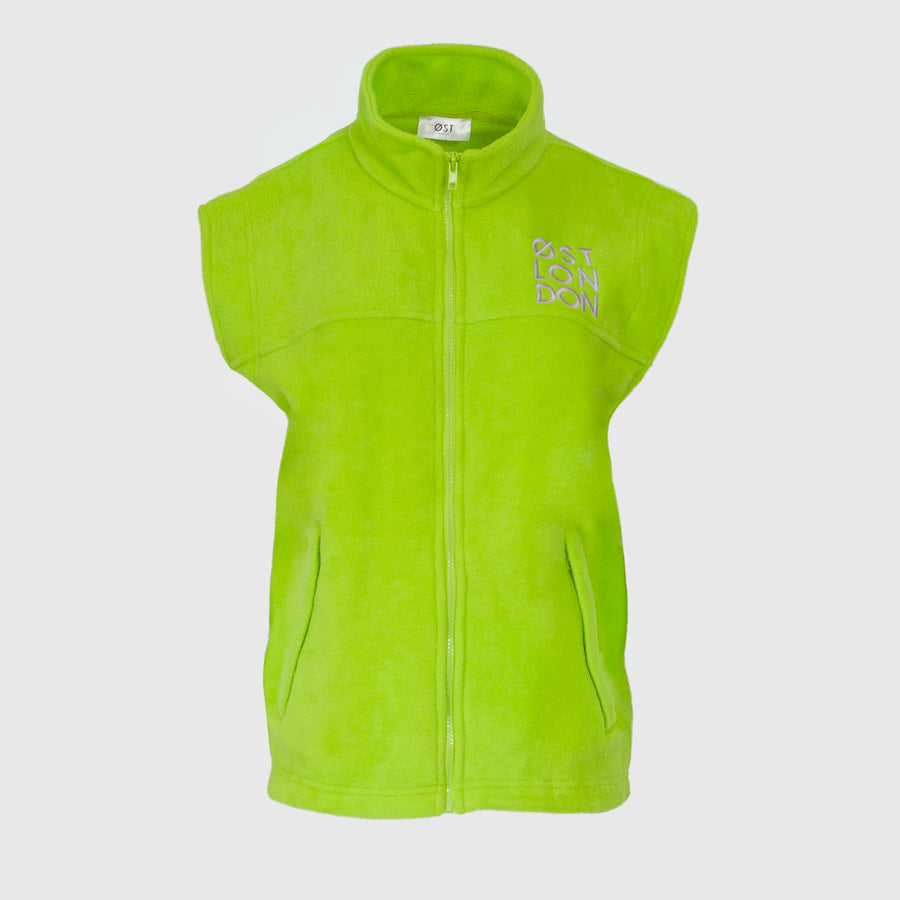 Erika Fleece Vest