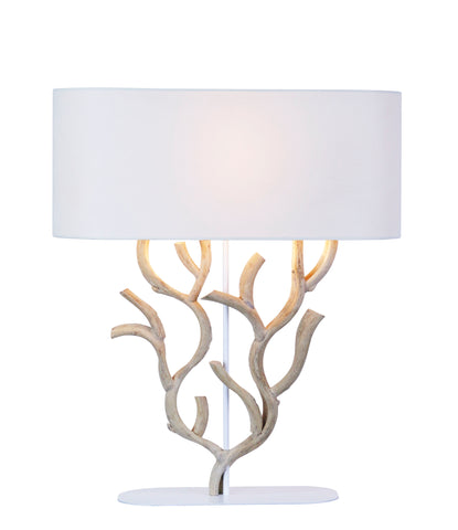 Fire Coral Table Lamp
