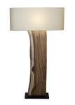 Slice Wood Floor Lamp