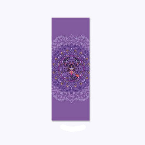 Tapis Yoga Signe Astrologique Scorpion