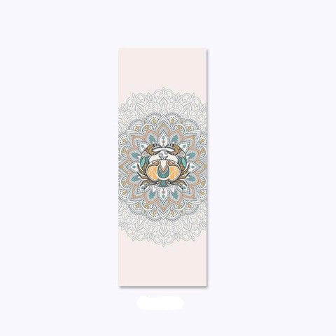 Tapis Yoga Signe Astrologique Cancer