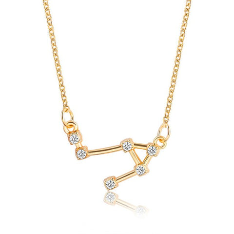 Collier Constellation Balance Or