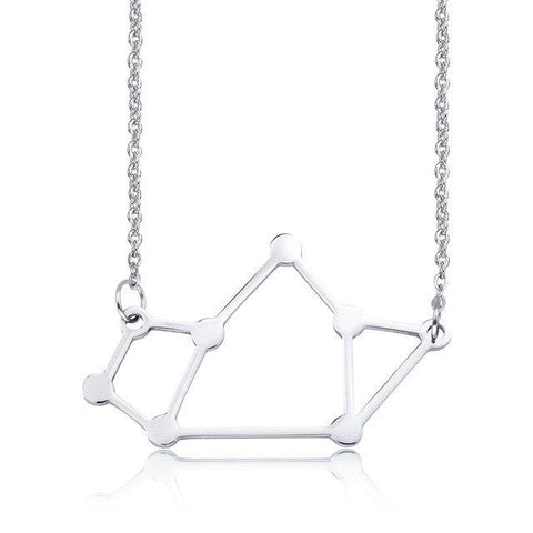 Collier Constellation Verseau Alien
