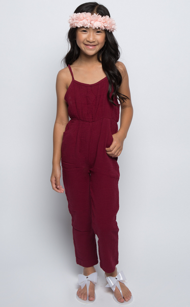 The Weekender Romper - Posh Peyton