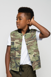 Army of One Camo Vest - Posh Peyton