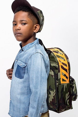 Army of One Camo Backpack