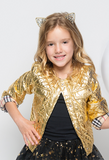 Gold Member Quilted Jacket - Posh Peyton