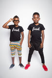 "So Fresh ""Collaboration Tee"" PoshPeyton X LoveMyAlannah - Posh Peyton"
