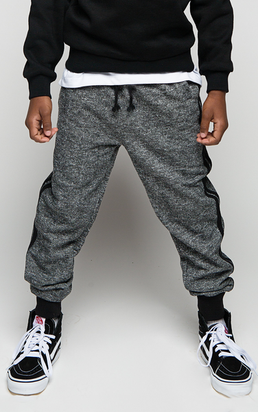 Runner Up Striped Joggers