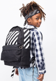 Stripe It Out Backpack