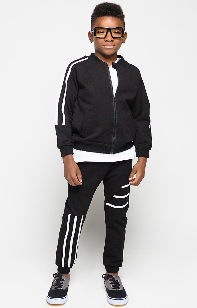 Stripe It Up Jogger