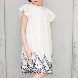 Angelica Blouse + Dress