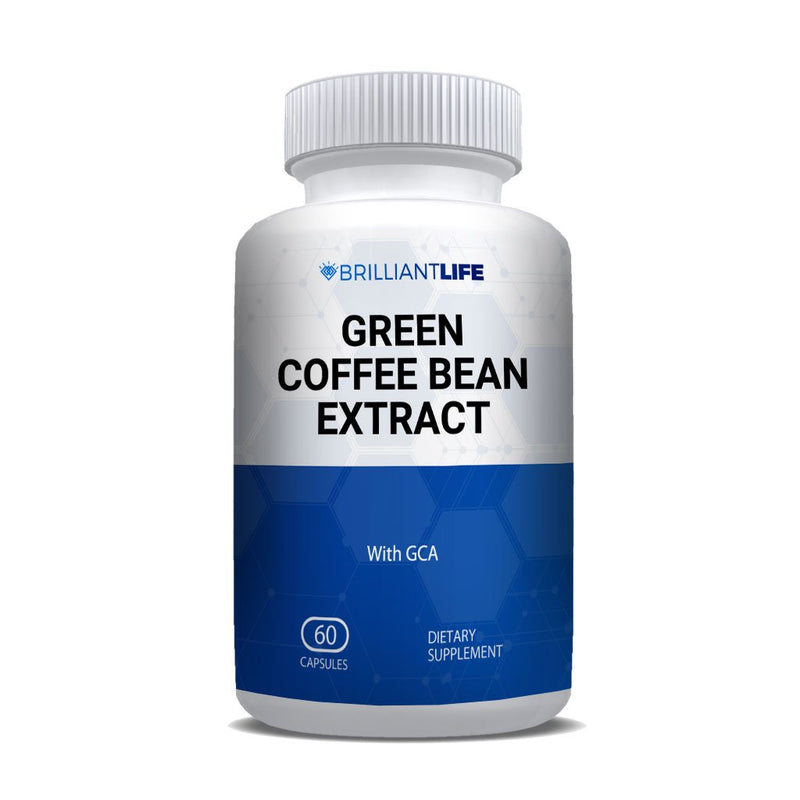 Green Coffee Bean w/GCA - 800mg